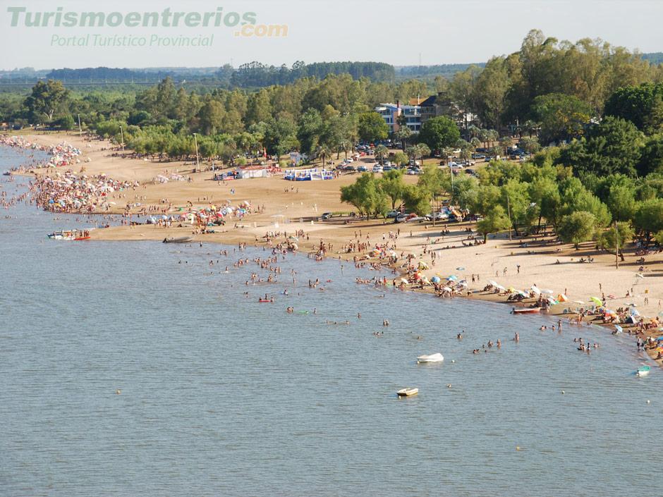 Playas y Balnearios - Imagen: Turismoentrerios.com