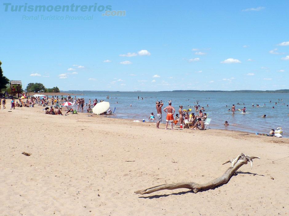 Playa Sol - Imagen: Turismoentrerios.com