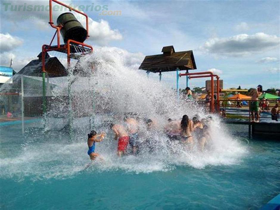 Parque Acuático - Imagen: Turismoentrerios.com