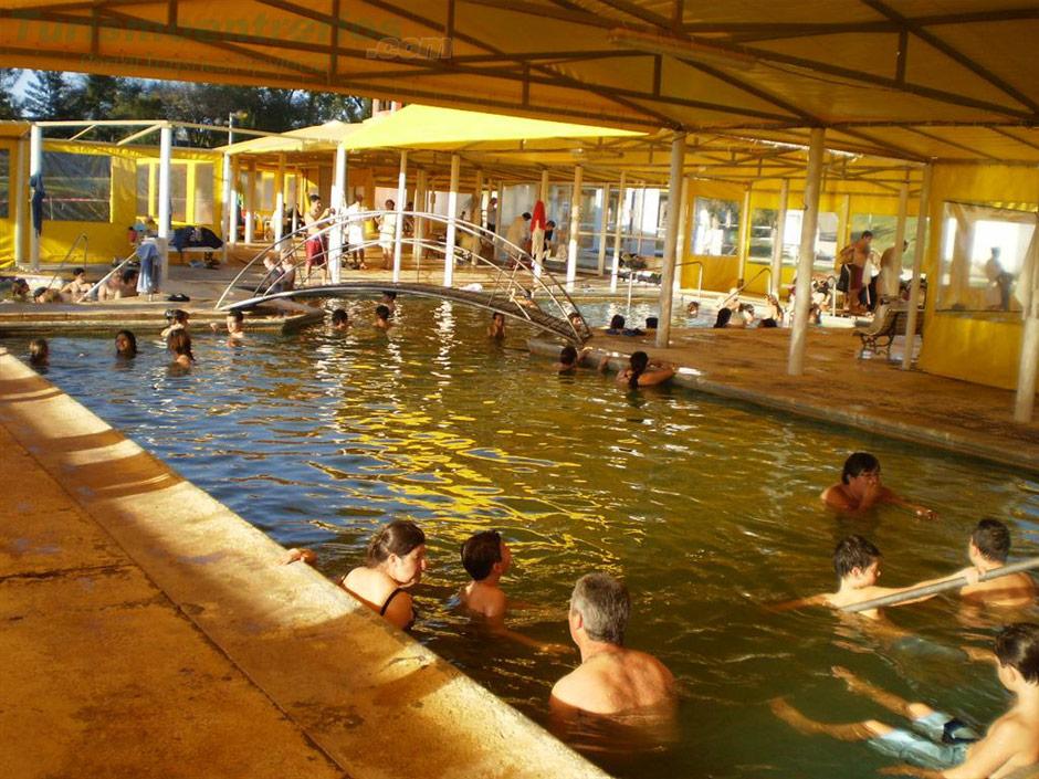 Propiedades del agua en termas la paz entre rios spa for Termas naturales en entre rios