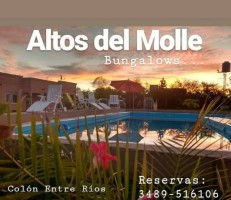 Altos del Molle Bungalows