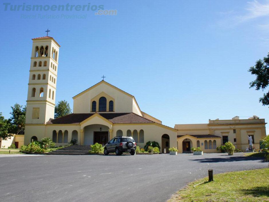 Abadía del Niño Dios - Imagen: Turismoentrerios.com